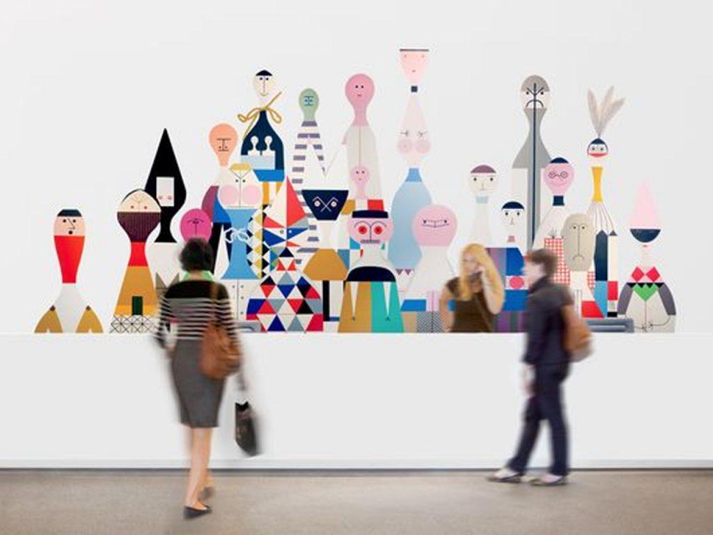 50 Ideas Geniales De Pintura Mural
