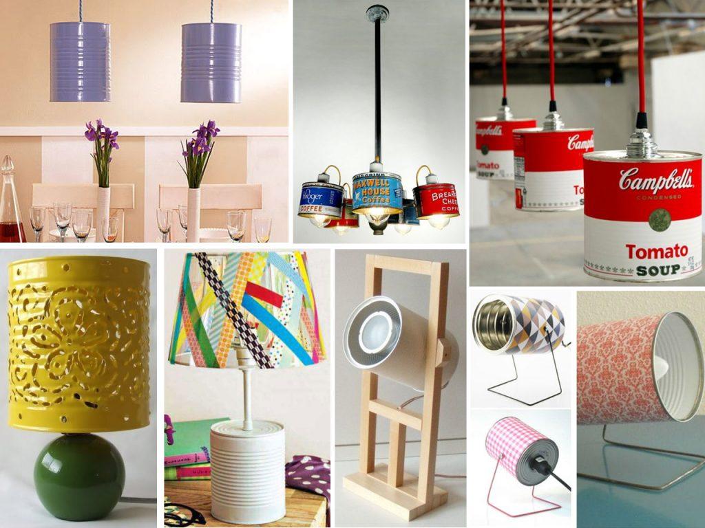 Las mejores manualidades con latas de aluminio - Como decorar reciclando ...