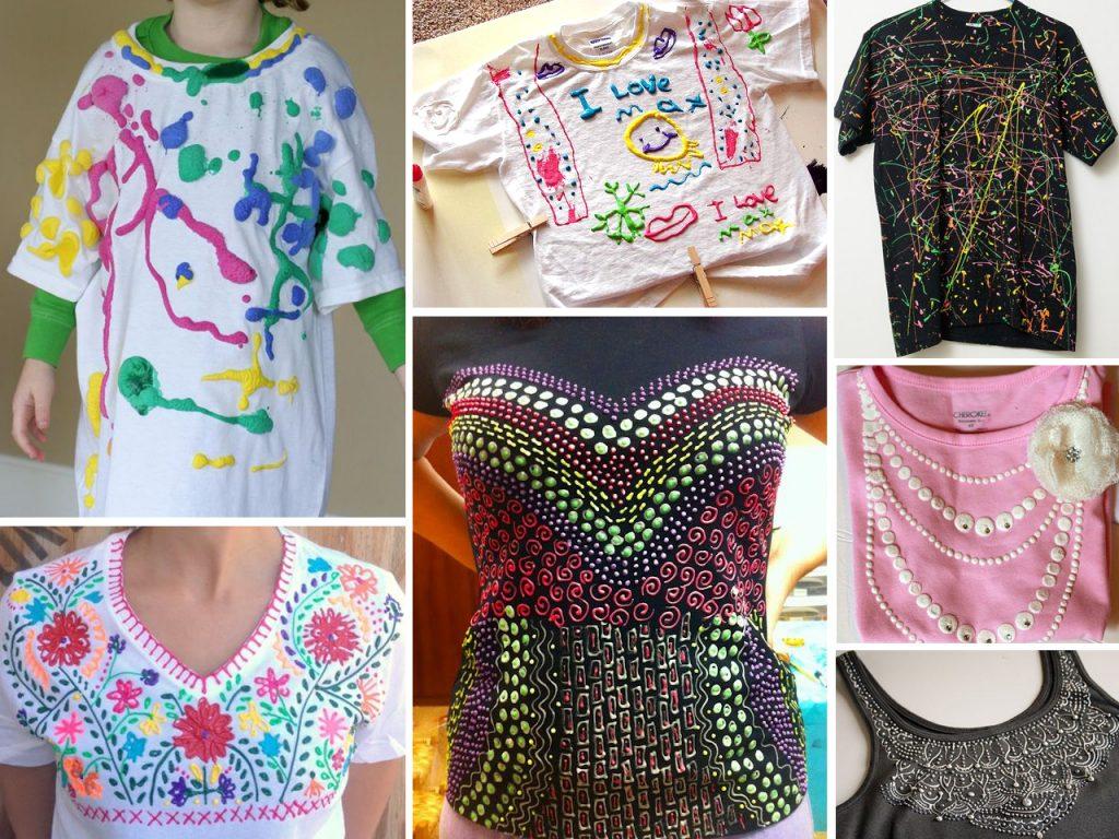 777ead2c3 Descubre cómo hacer camisetas originales