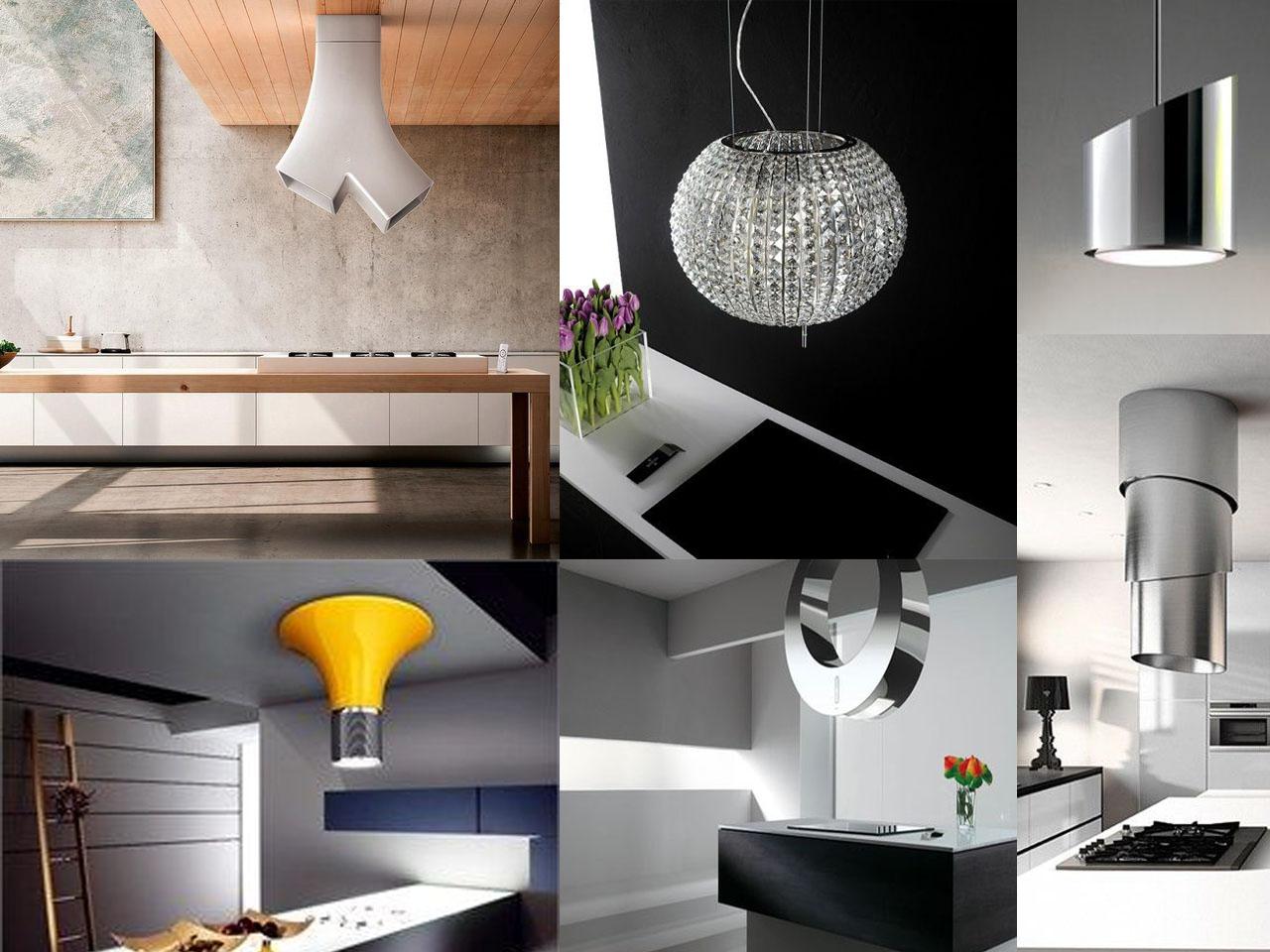 Campanas Modernas Para Cocinas Campanas Modernas Para Cocinas  # Muebles De Cocina Pixys