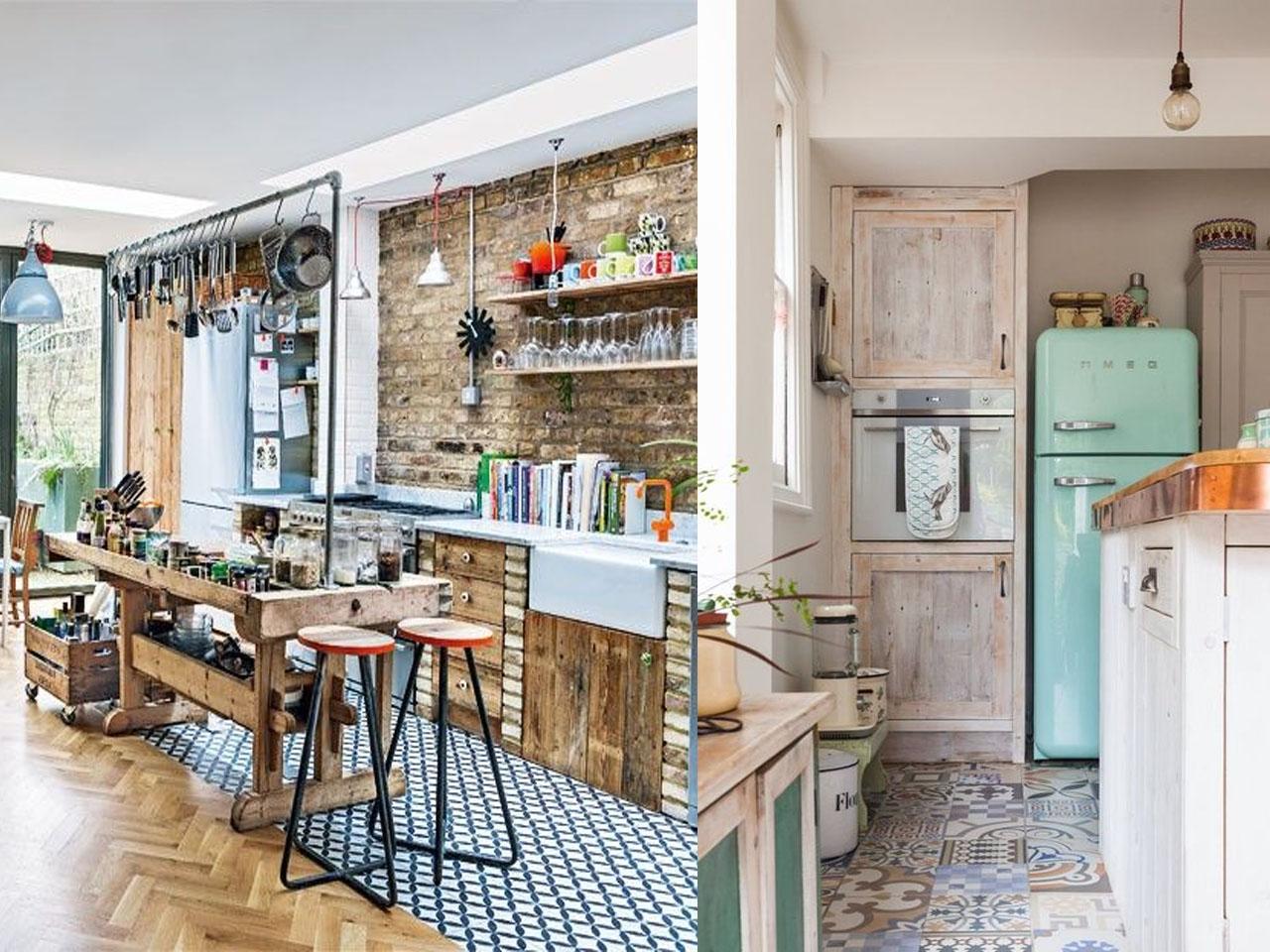 Tendencias cocinas 2017 el nuevo centro de tu hogar Decoracion de interiores cocinas