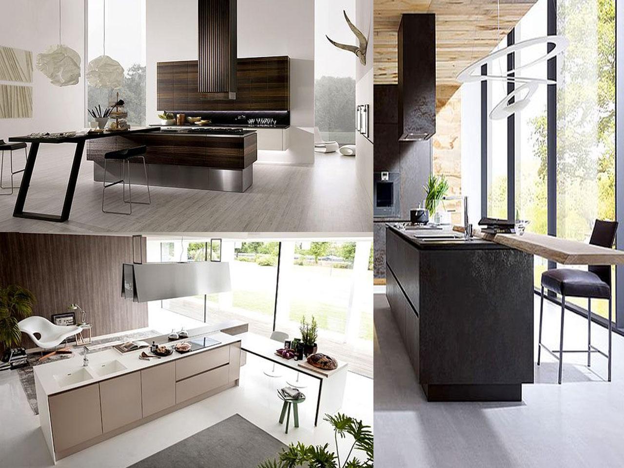 tendencias cocinas 2017 el nuevo centro de tu hogar