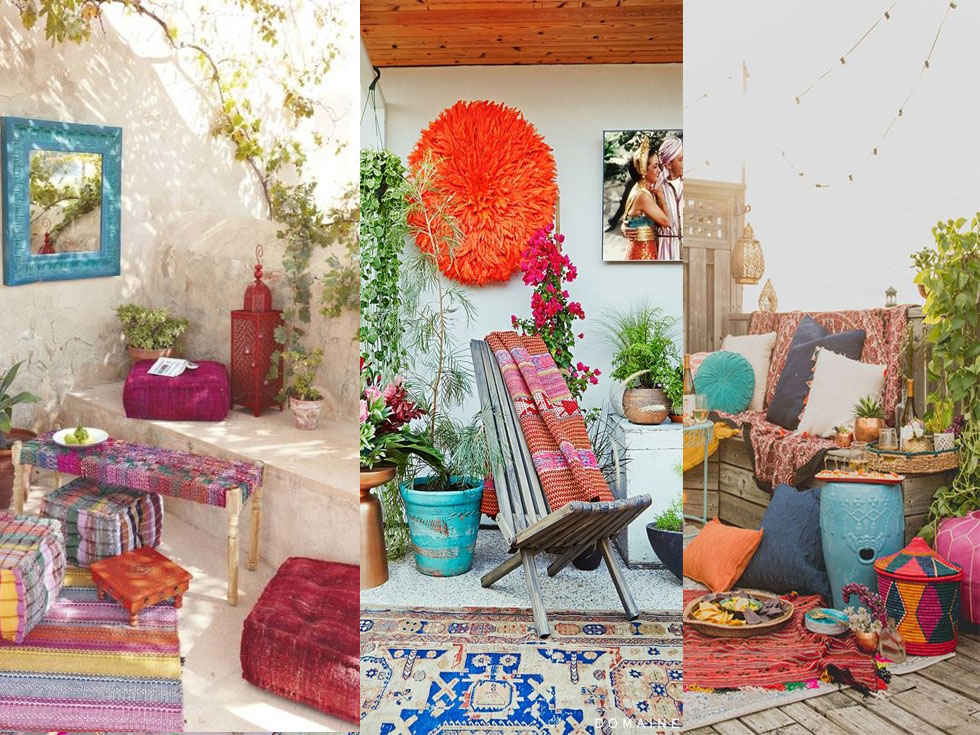 Diy decoracion boho chic home design 2017 for Decoracion moderna