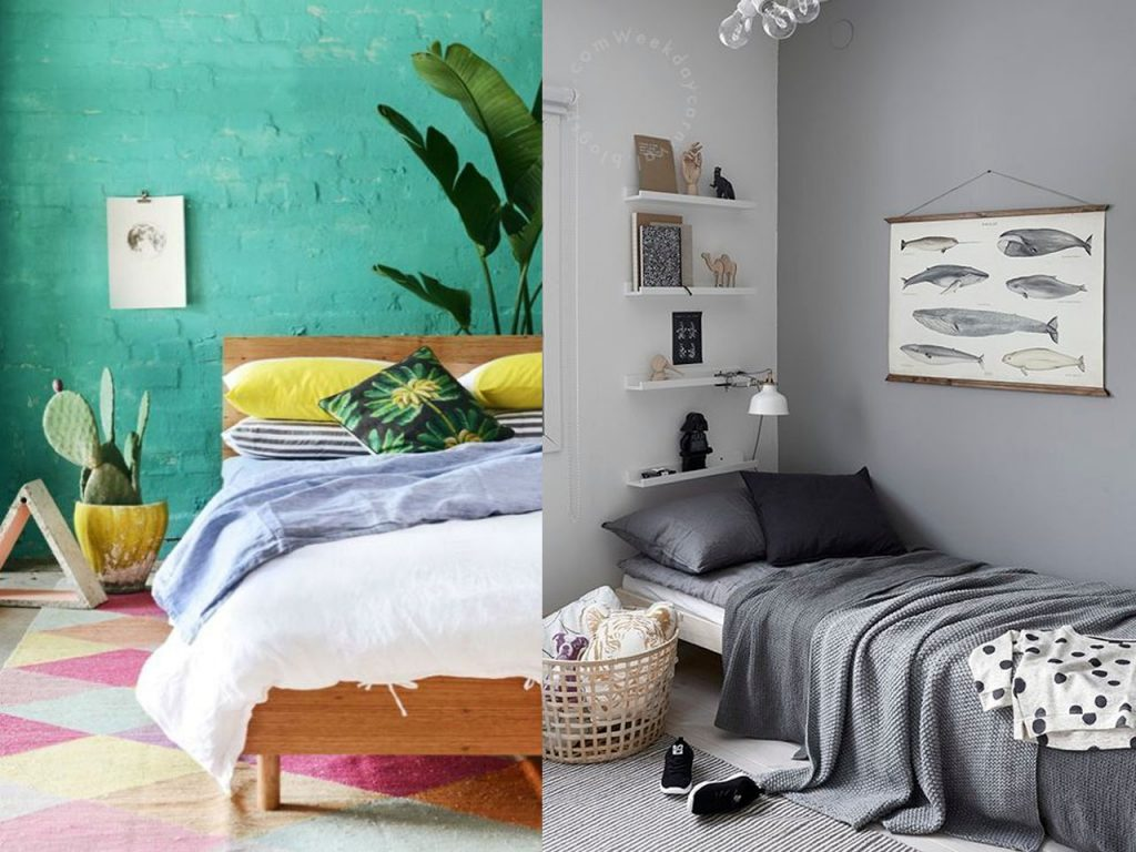 7 errores al pintar en casa y c mo evitarlos - Habitaciones pintadas infantiles ...