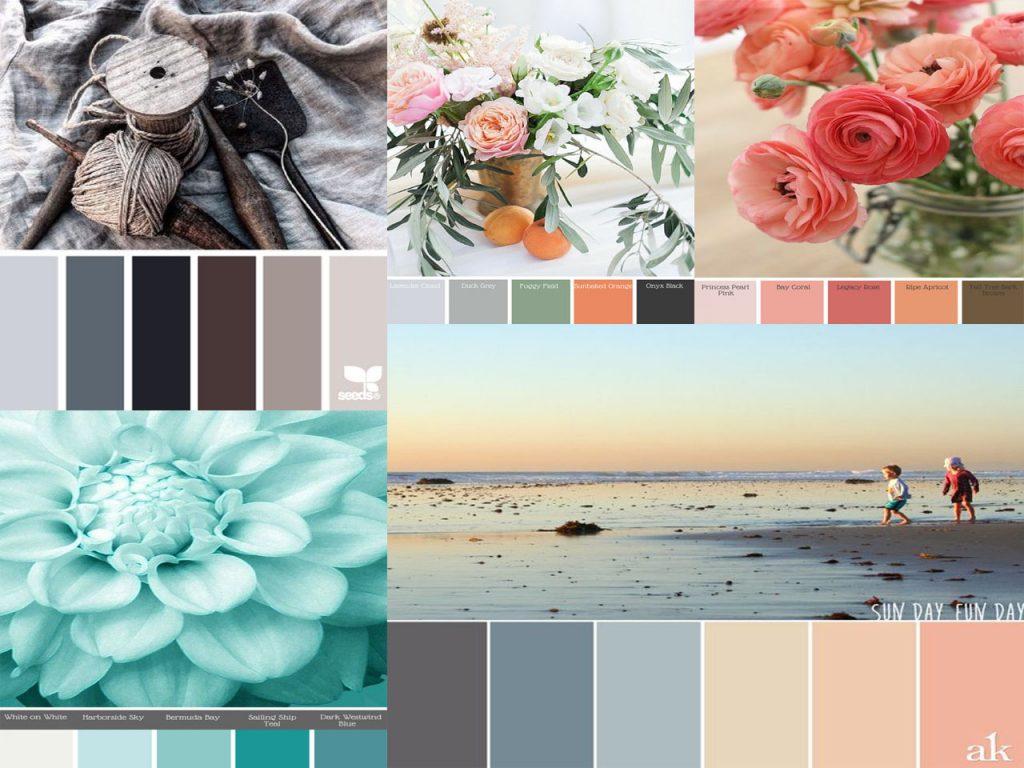 colores para la decoración de un piso