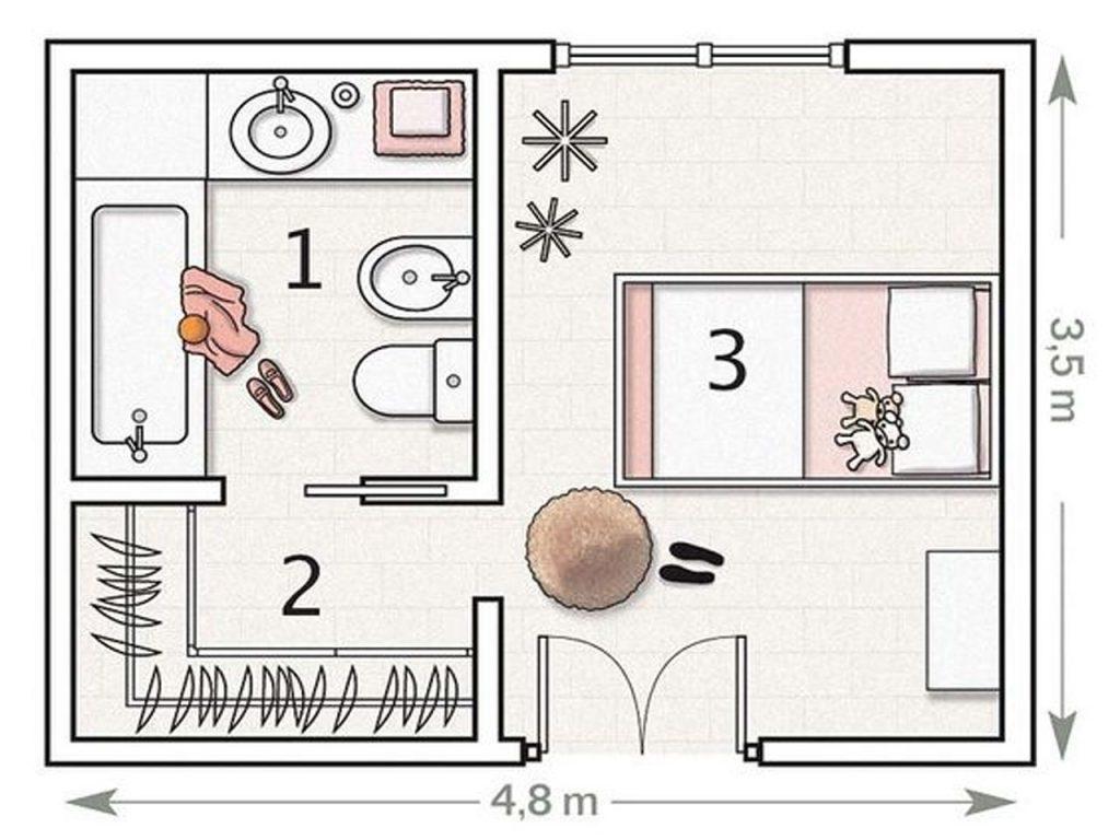 el espacio de tu primer piso