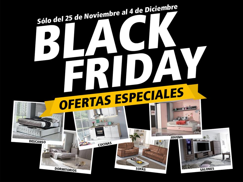 Disfruta del black friday de dicoro con las ofertas m s - Black friday muebles ...