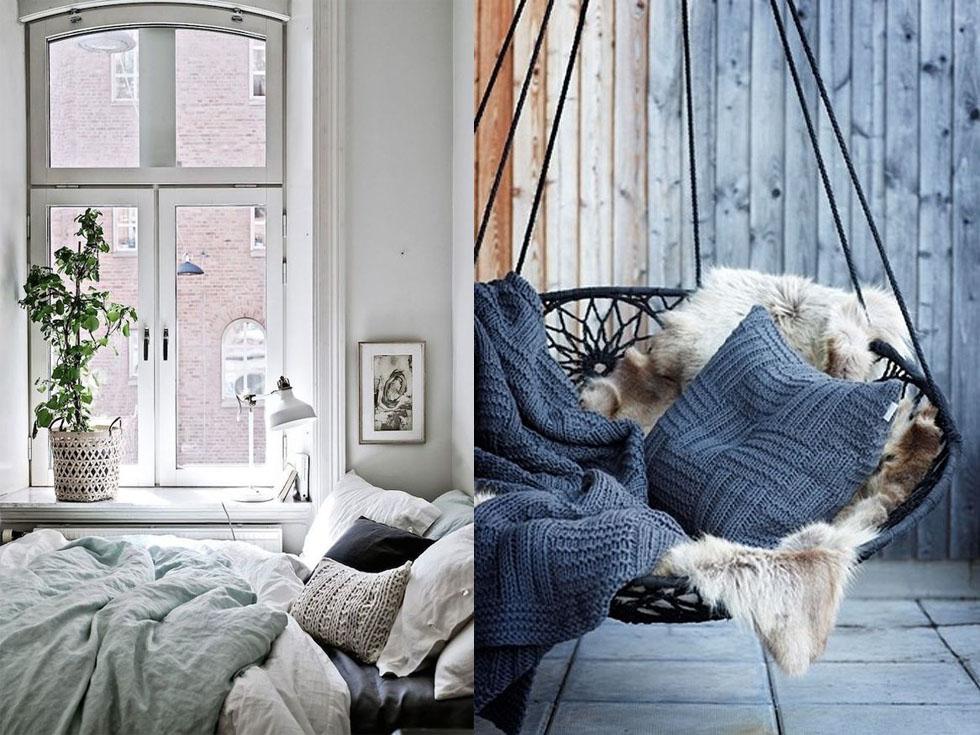 10 ideas fantásticas para la decoración de casas acogedoras