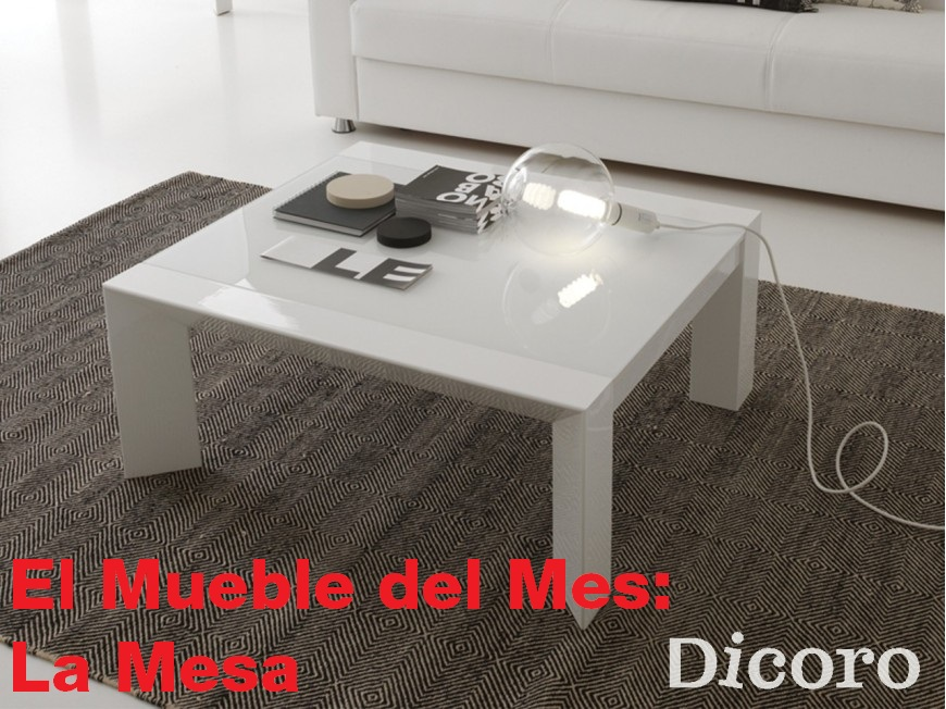 Mueble del mes: las curiosidades sobre la mesa más interesantes