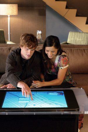 tablet curiosidades sobre la mesa