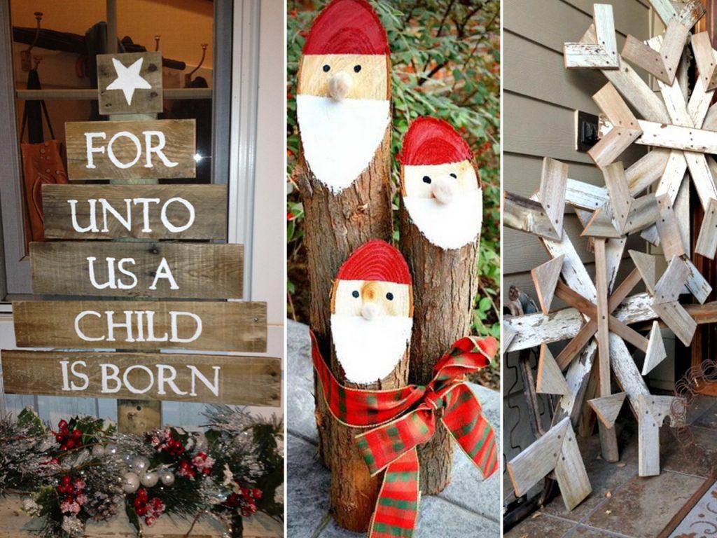 decoración navideña para balcones accesorios