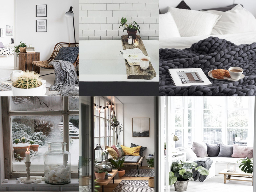 Decoraci n hygge las 10 claves de un hogar feliz y acogedor for Pinterest decoracion de interiores