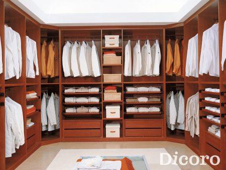 cómo elegir el armario vestidor