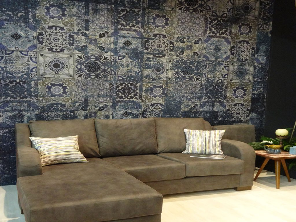 Tendencias Decoracion 2017 2018 Feria Del Mueble De Milan - Ultimas-tendencias-en-decoracion-de-paredes