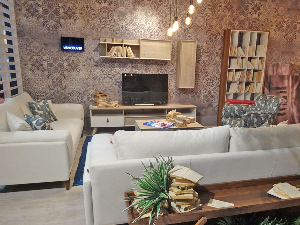 Tendencias decoraci n 2017 2018 feria del mueble de mil n for Tendencias decoracion