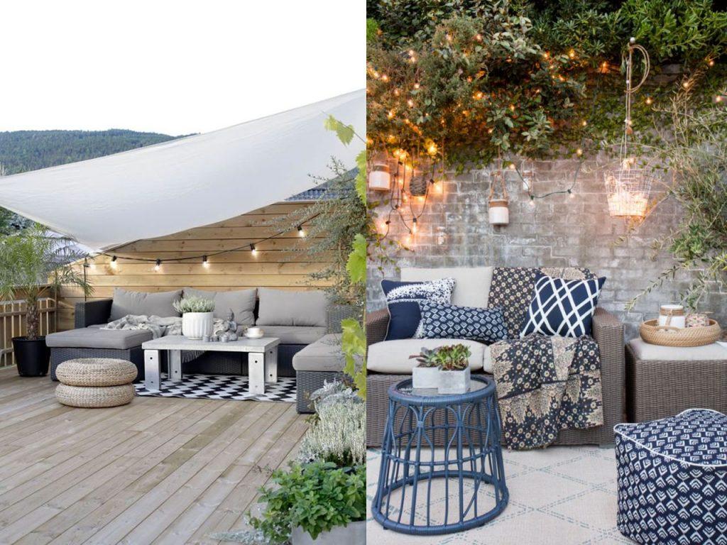 Decoracin terrazas decoracin terrazas y patios with - Muebles terraza valencia ...