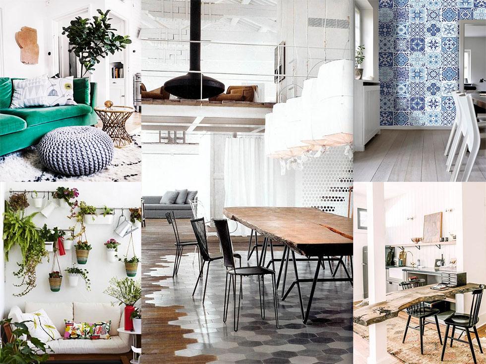 Las tendencias decorativas Otoño 2017 que más van a triunfar