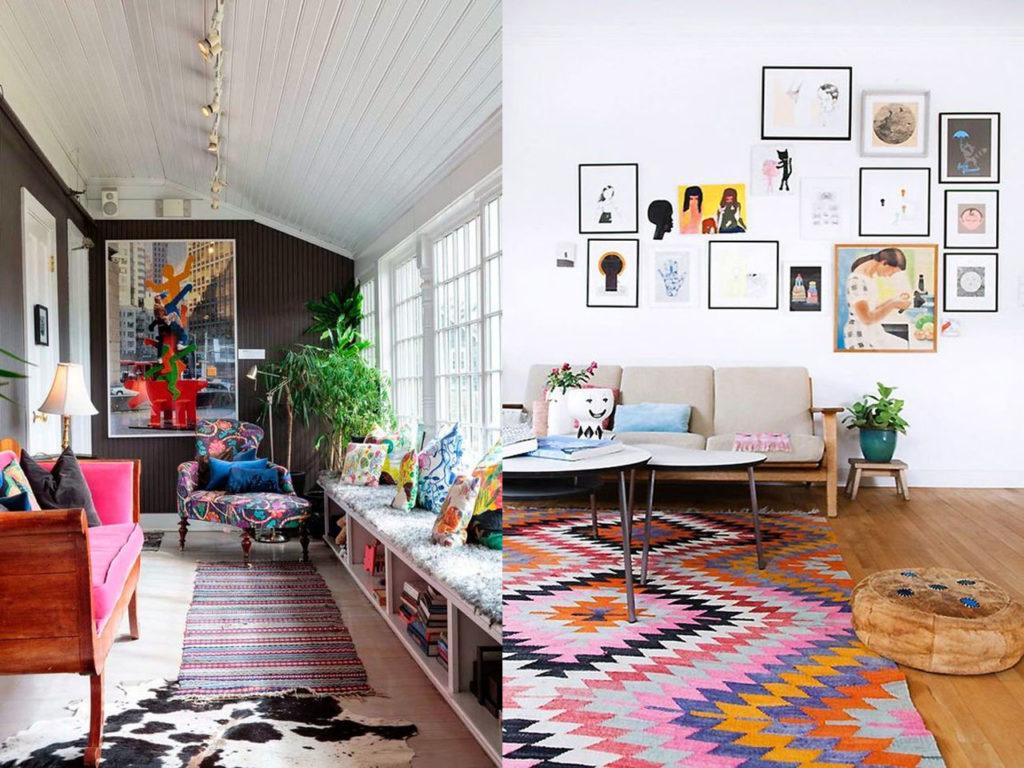 7 tips de decoraci n con alfombras que cambiar n tu hogar for Tipos de alfombras