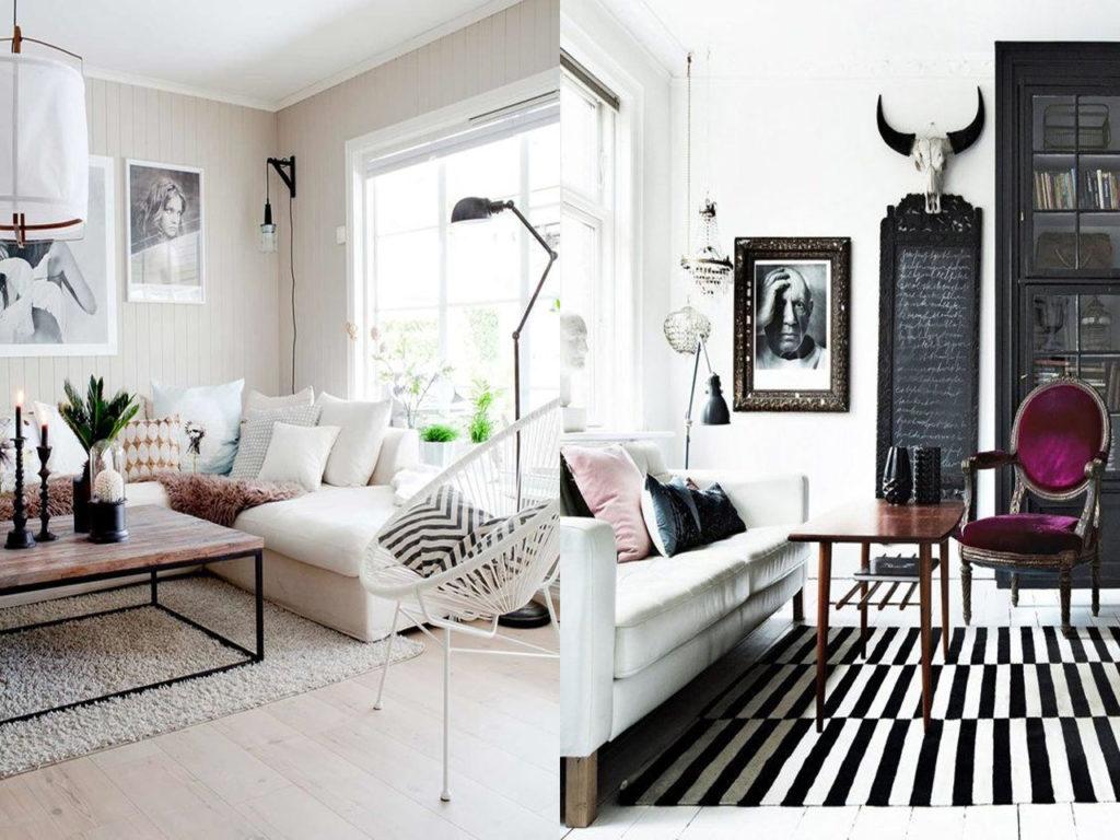 los gustos en la decoración con alfombras