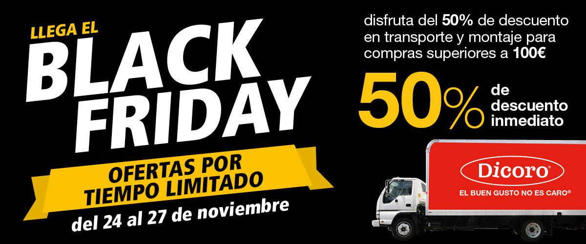 Black Friday 2017 ¡Promociones Especiales hasta el 27 de noviembre!