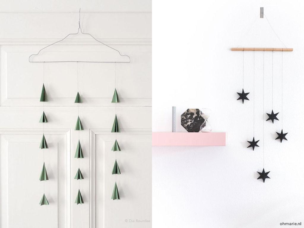 decoración para navidad 2017-2018 colgantes