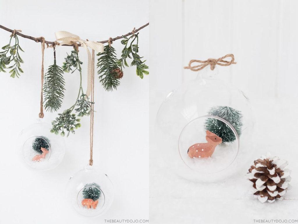 decoración para navidad 2017-2018 guirnalda