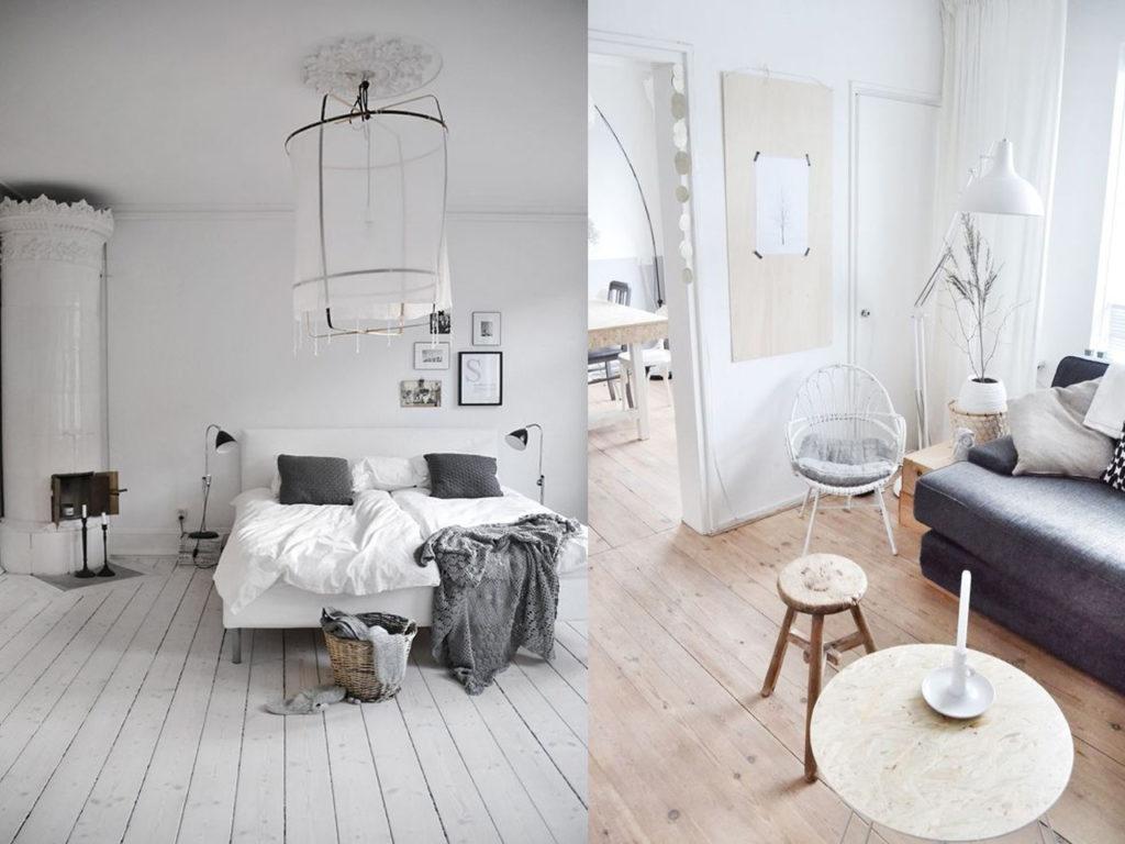 Los mejores colores para lograr una decoraci n n rdica pura for Software para decoracion de interiores