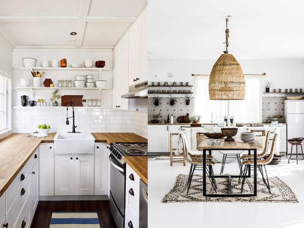 el espacio en la cocina perfecta