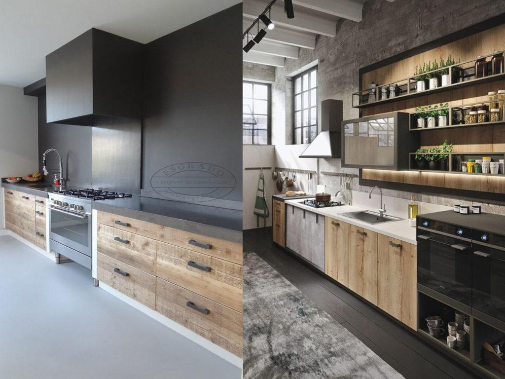 colocación de electrodomésticos en la cocina perfecta
