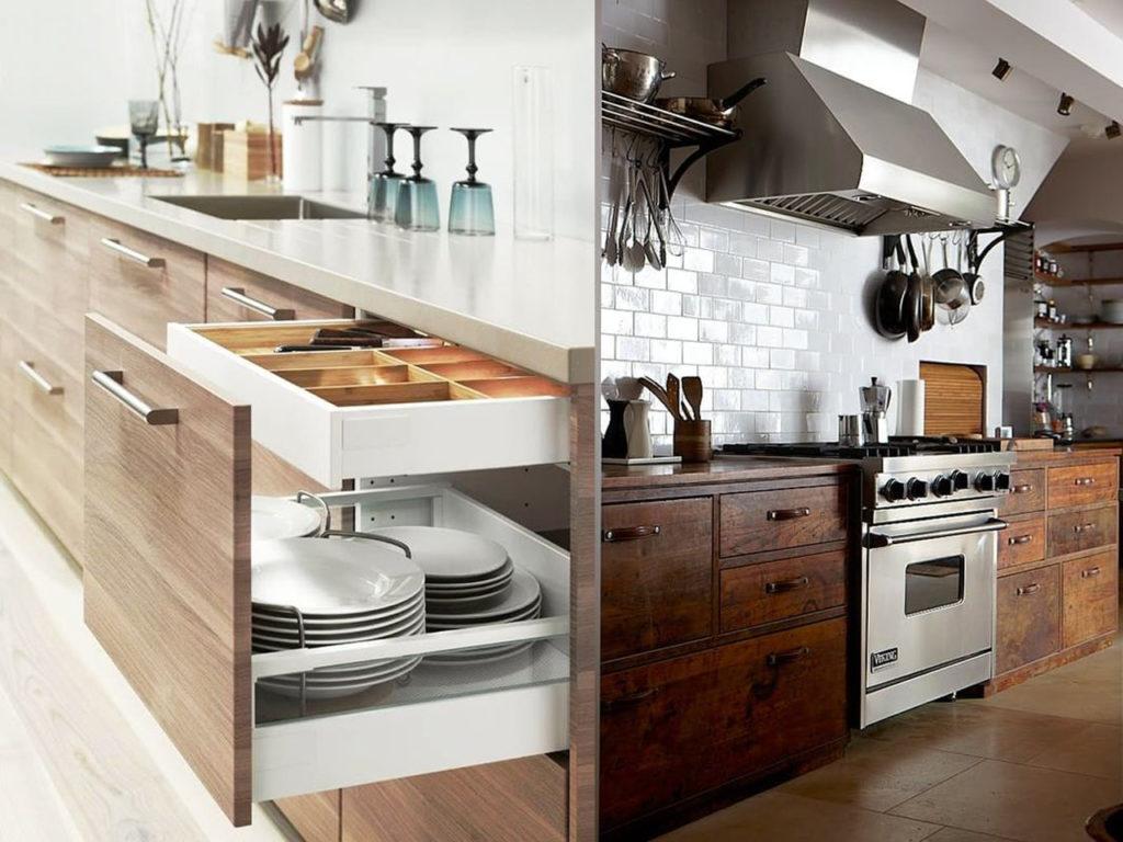 horno en la cocina perfecta