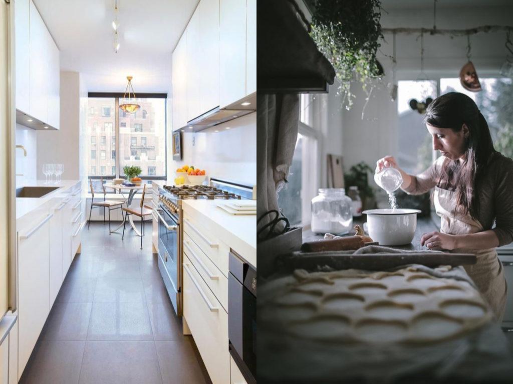 comodidad en la cocina perfecta