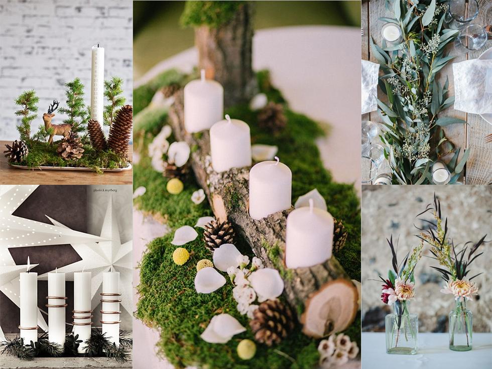 13d5429eff1 Las mejores ideas para decorar el centro de mesa durante Año Nuevo ...
