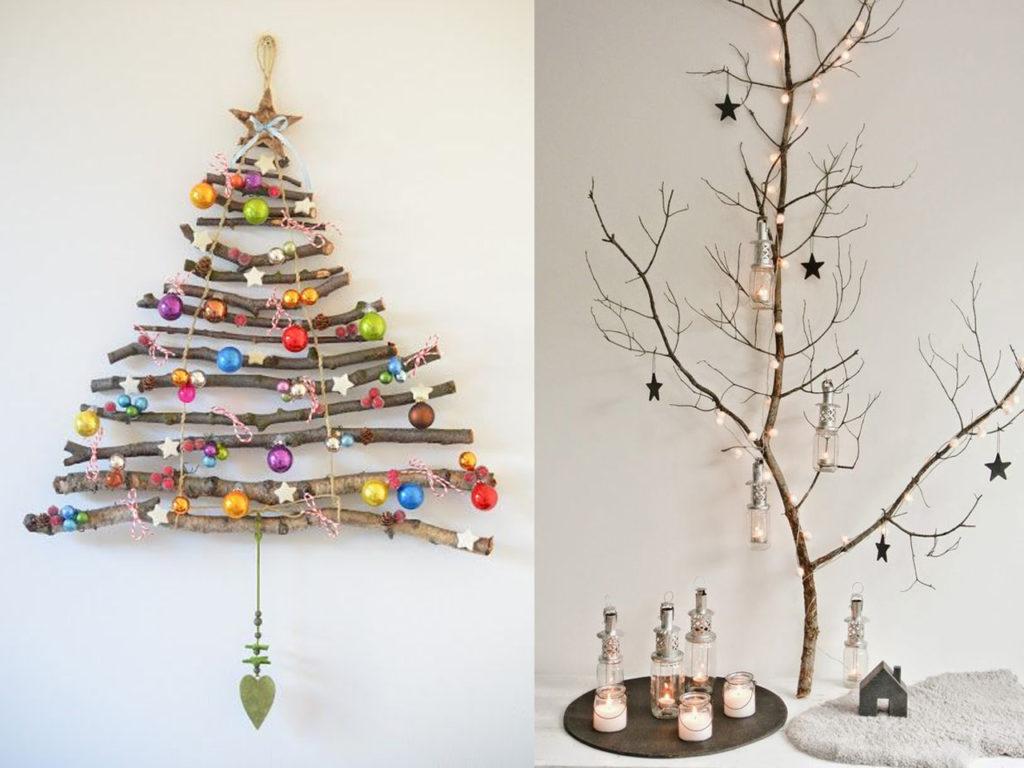70373af88f3 10 mágicas ideas para un árbol de Navidad original