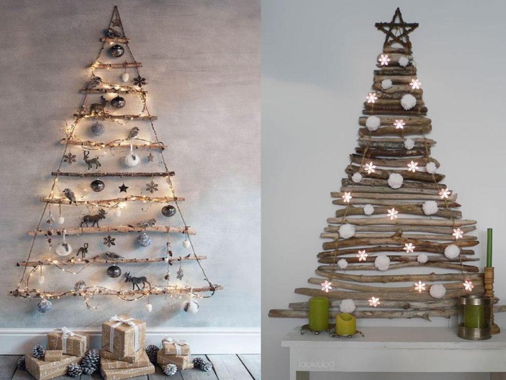 10 m gicas ideas para un rbol de navidad original - Arbol de navidad original ...