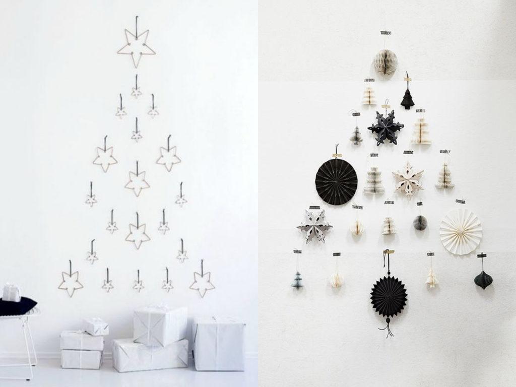 10 m gicas ideas para un rbol de navidad original - Arbol de navidad sencillo ...