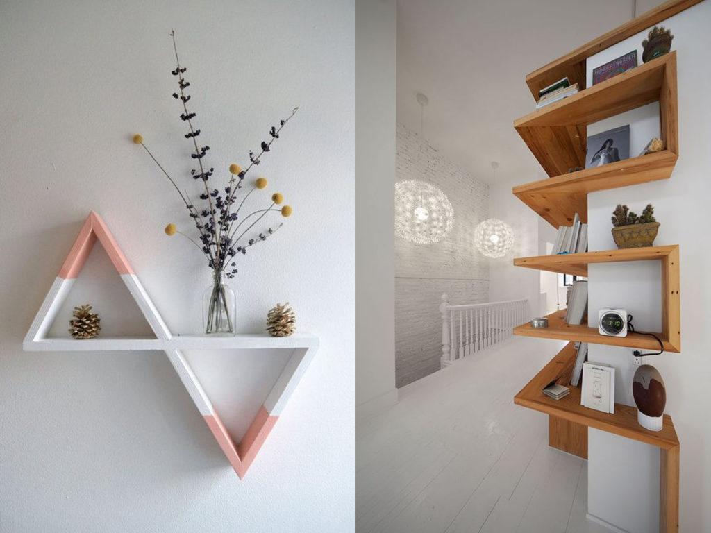 aprovechar espacio vertical con las estanterías originales