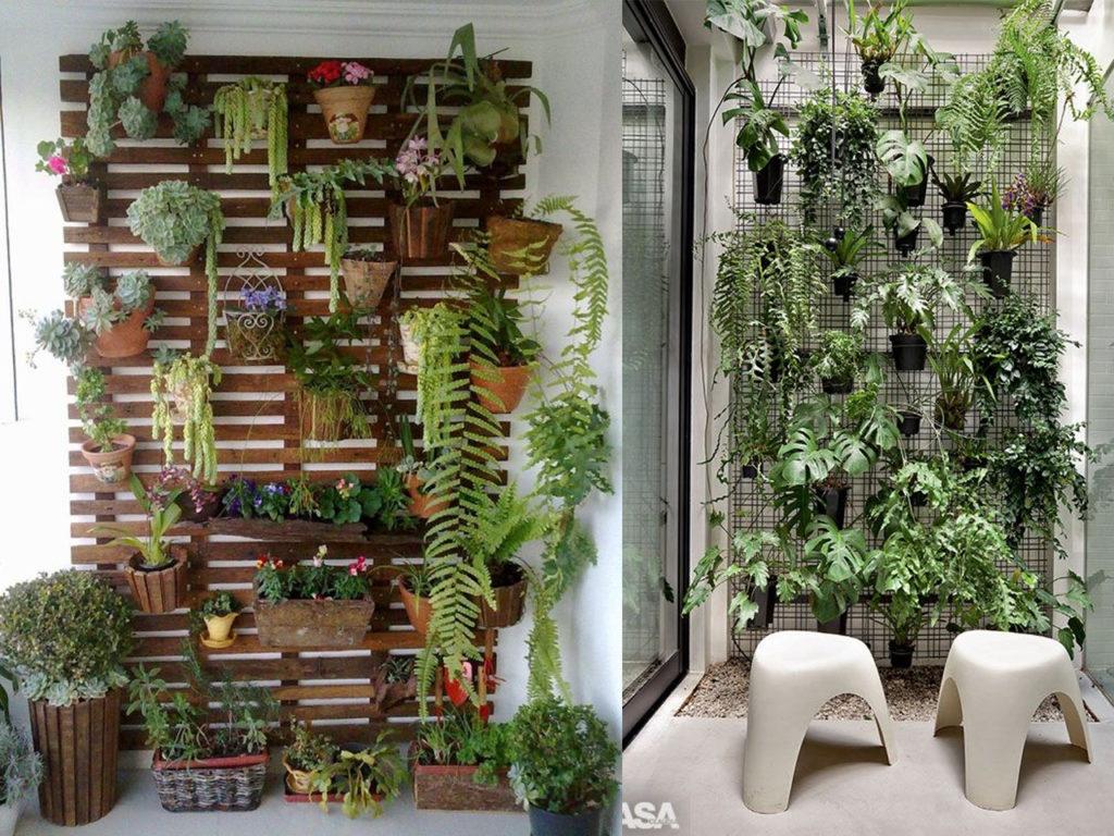 Jardines verticales ideas para incluirlos en tu decoraci n for Edificios con jardines verticales