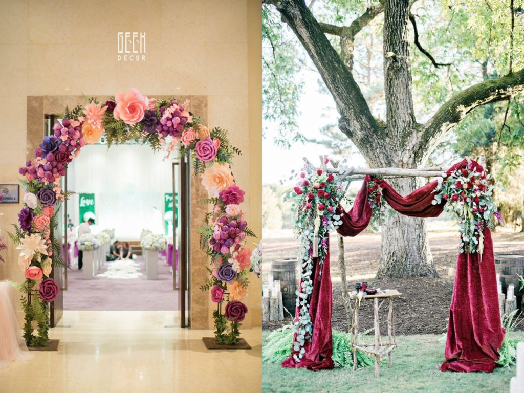 Tendencias decoraci n bodas 2018 2019 ideas para decorar - Cuanto cuesta un palet de madera ...