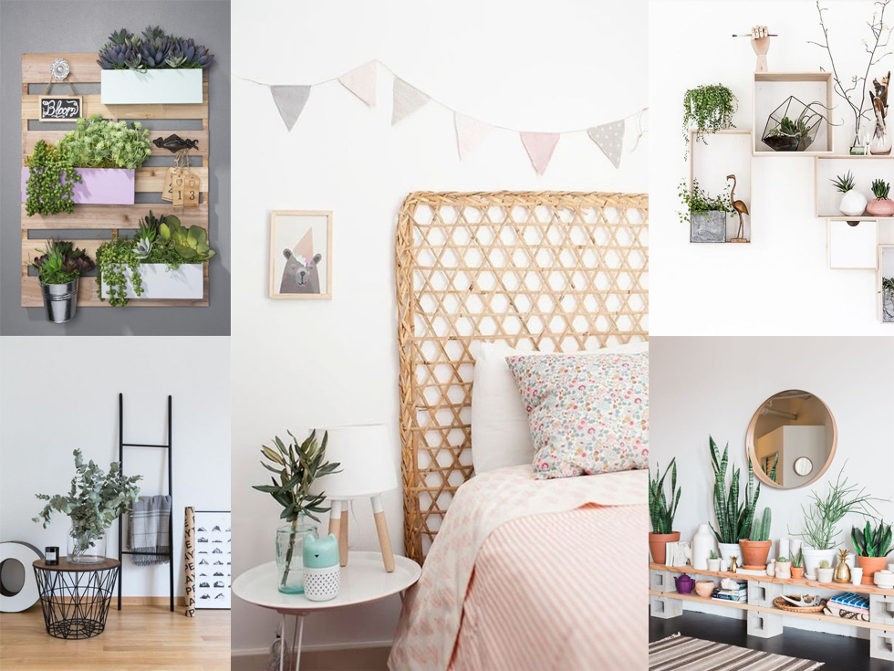 Ideas originales para decorar tu primer piso for Ideas originales para decorar