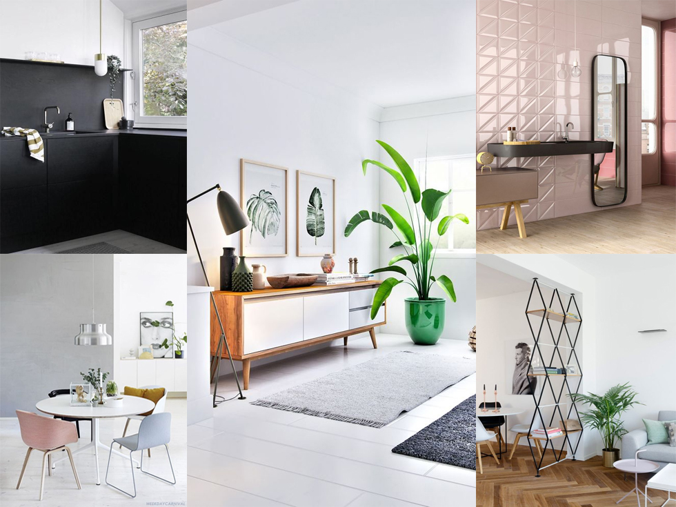 Tendencias decoraci n 2018 2019 lo que viene Decoracion de interiores para bano