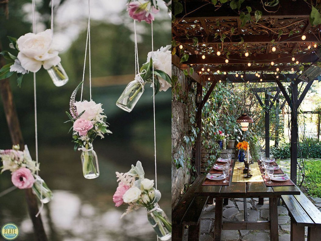 7 ideas de decoraci n jardines para fiestas ideas para - Ideas para decorar fiestas ...